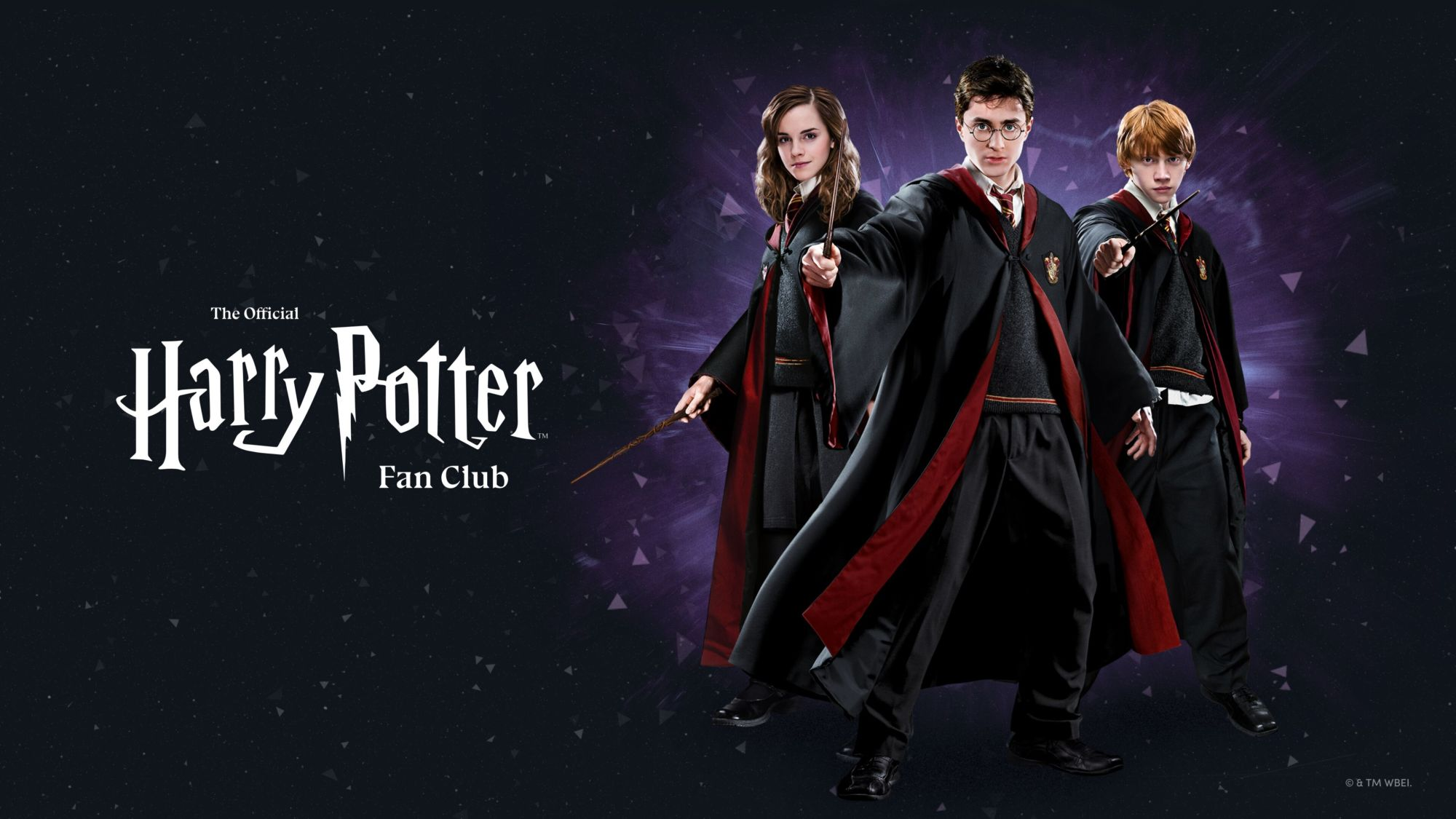 """Harry Potter"" - Wizarding World Digital Introduces The Official Harry Potter Fan Club"