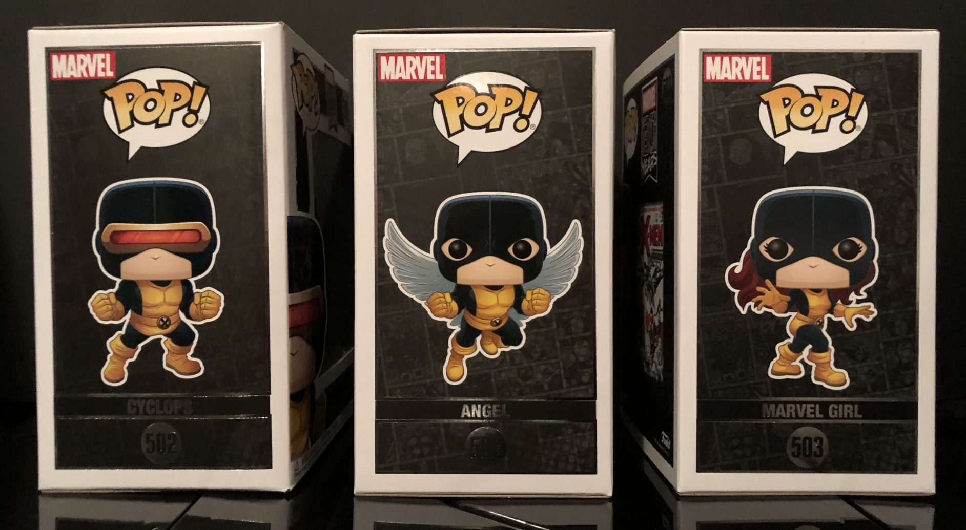 To Me, My X-Men, With Marvel 80 Years Funko Pops! [Review]