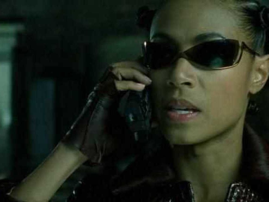 """""""The Matrix 4"""": Jada Pinkett Smith Might Choose the Red Pill One More Time"""