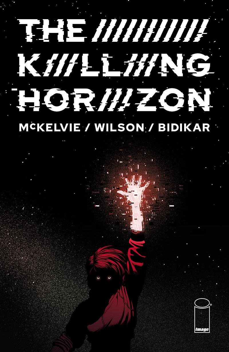 Jamie McKelvie and Matthew Wilson Launch Space Opera The Killing Horizon at Image in 2020