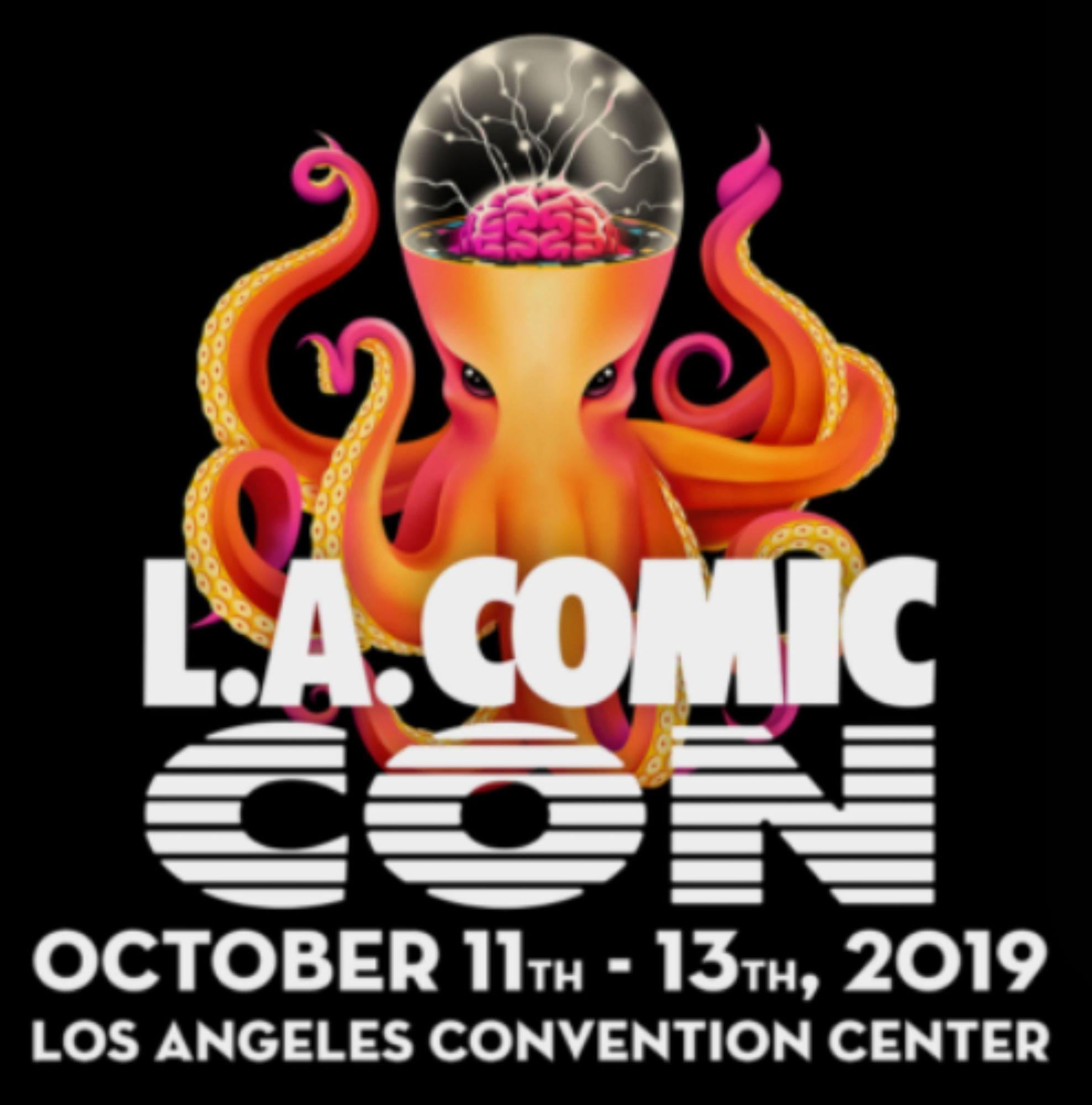 The Daily LITG, 11th October 2019 – The Tentacles of Los Angeles Comic Con Spread…