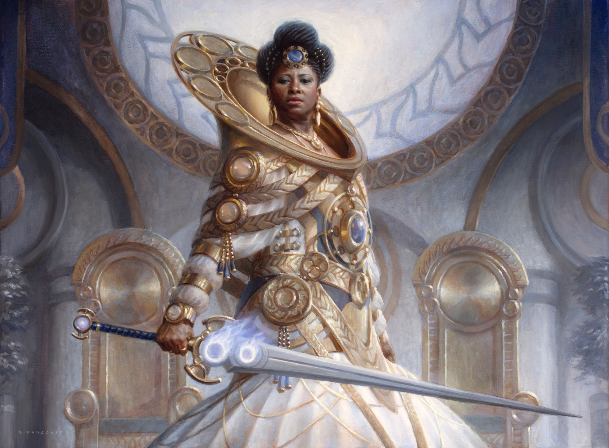 """Linden, the Steadfast Queen"" Deck Tech - ""Magic: The Gathering"""
