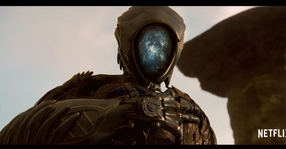 Lost In Space Season Two Trailer A Boy His Lost Robot