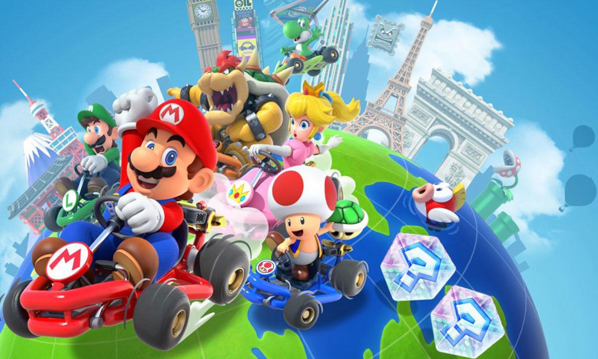 Mario Kart Tour Tokyo Tour Races To Mobile Devices This Week