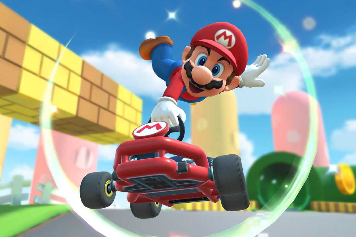 """Mario Kart Tour"" Laps Other Apps As Nintendo's Most-Downloaded Mobile Game Ever"