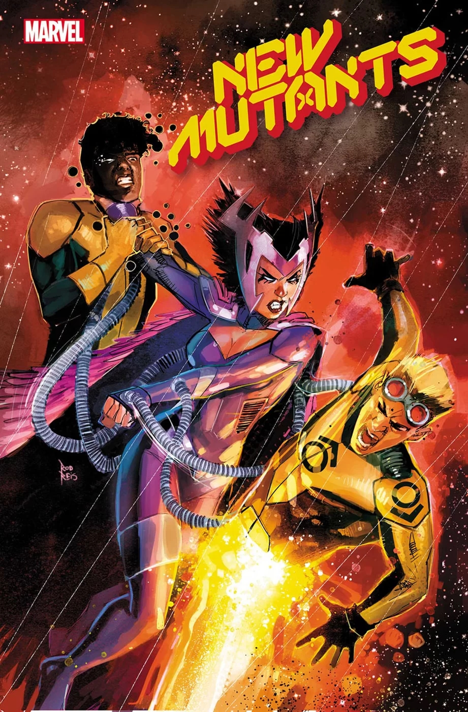 Marvel Changes Solicits For X-Men #4 and New Mutants #4