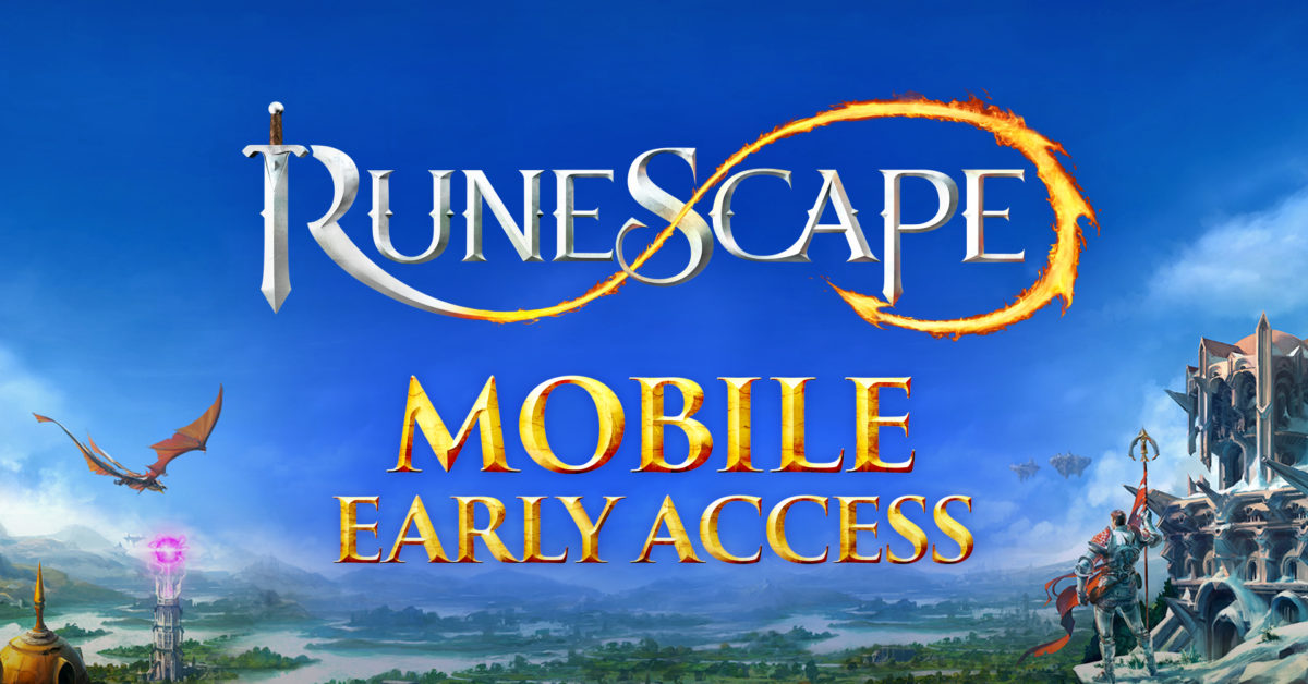 """RuneScape Mobile"" Officially Enters Early Access"