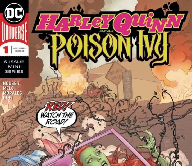 Split-Price Combined Chart Saw Harley Quinn/Poison Ivy Beat Batman, Absolute Carnage and DCeased for September 2019 Orders