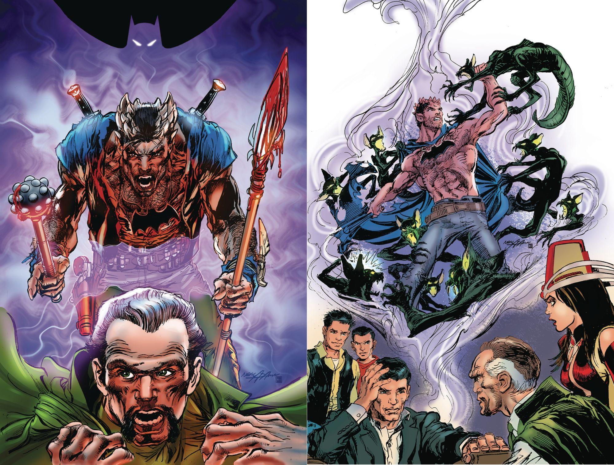 LATE: Batman Vs. Ra's Ah Ghul Continues to Slip…