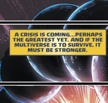 DC Comics Teases Upcoming Crisis 2020 in Today's Tales From The Dark Multiverse: Knightfall