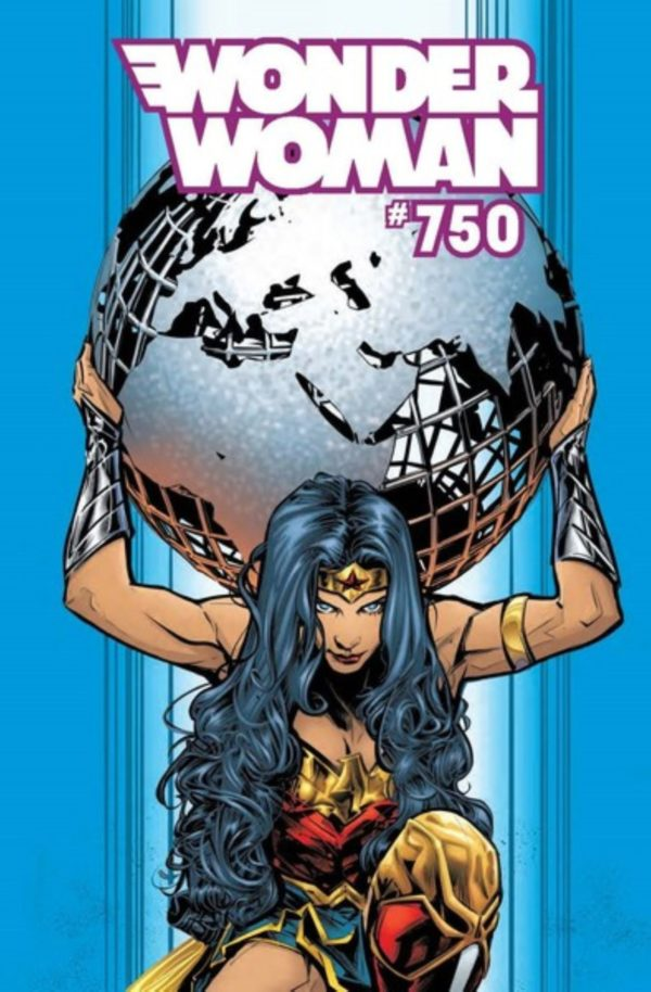 Wonder Woman #750 Offers Exclusive Retailer Variants, on Top of Its 9 Variant Covers