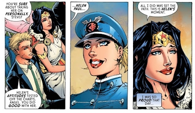 A New Origin For an Old Wonder Woman Foe – But Could This be 5G in the Making? (Annual #3 Spoilers)