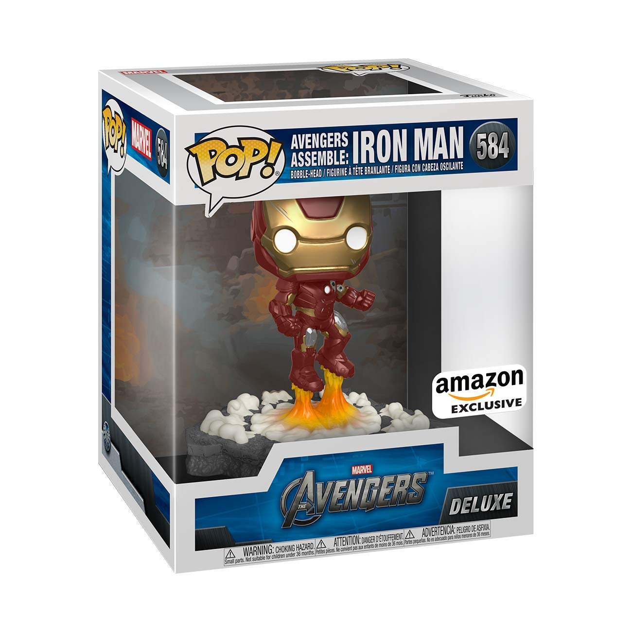 Reunite the Avengers with the New Deluxe Funko from Amazon