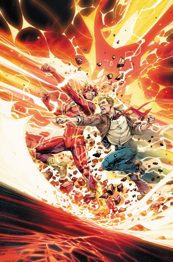 The Flash #750 Will Be LATE – As Will a Few Other DC Comics