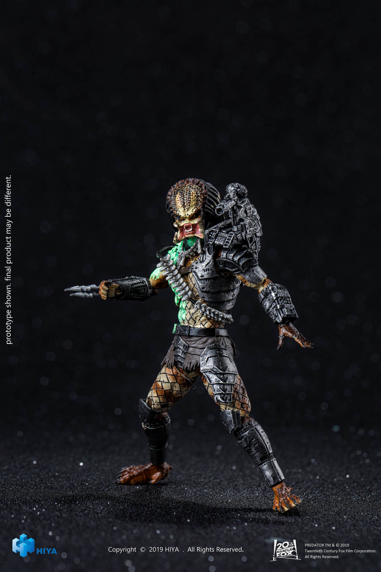 Predator Goes for the Kill with Two New Figures from Hiya Toys