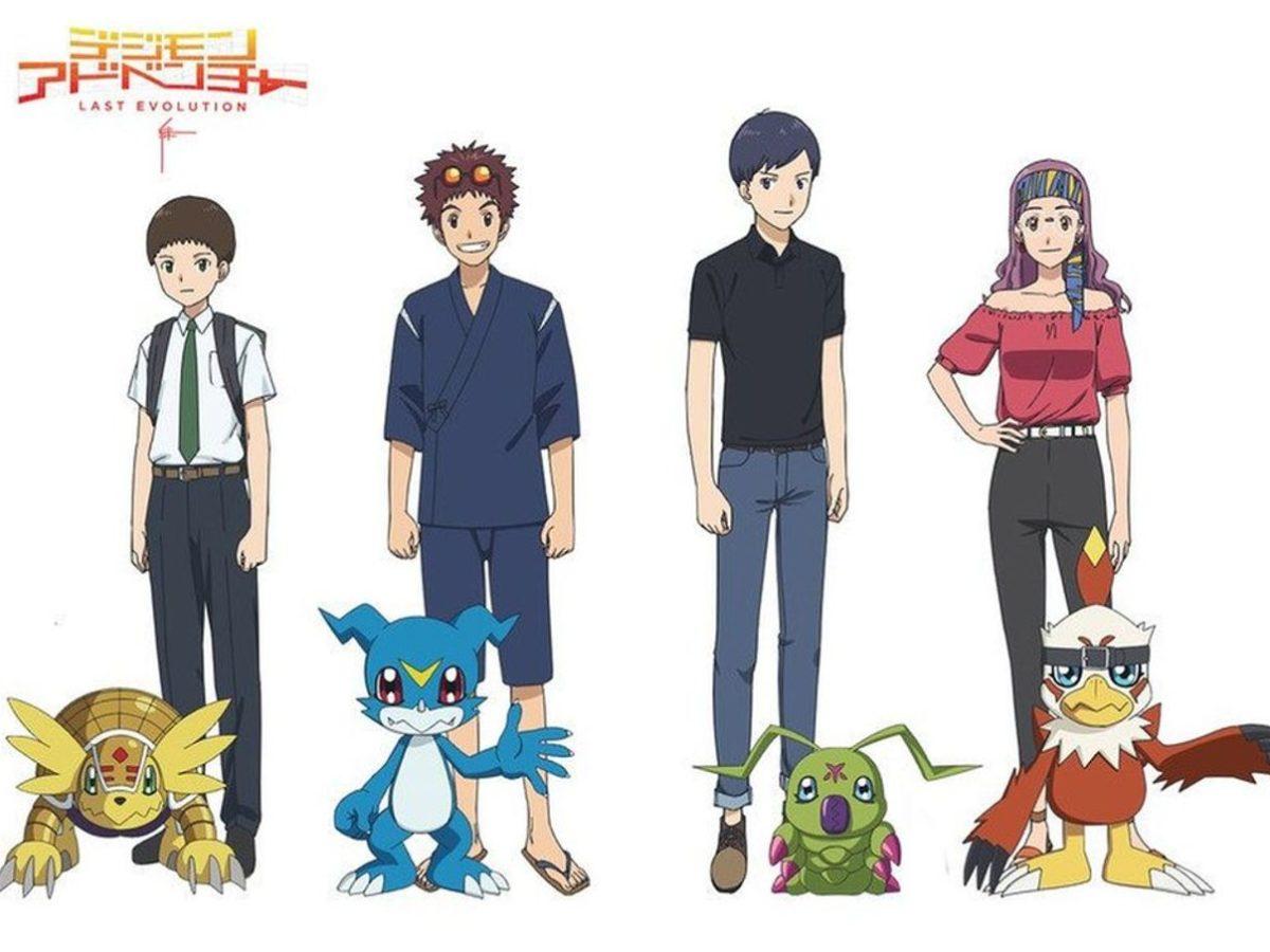 What We Know About Digimon Last Evolution Kizuna