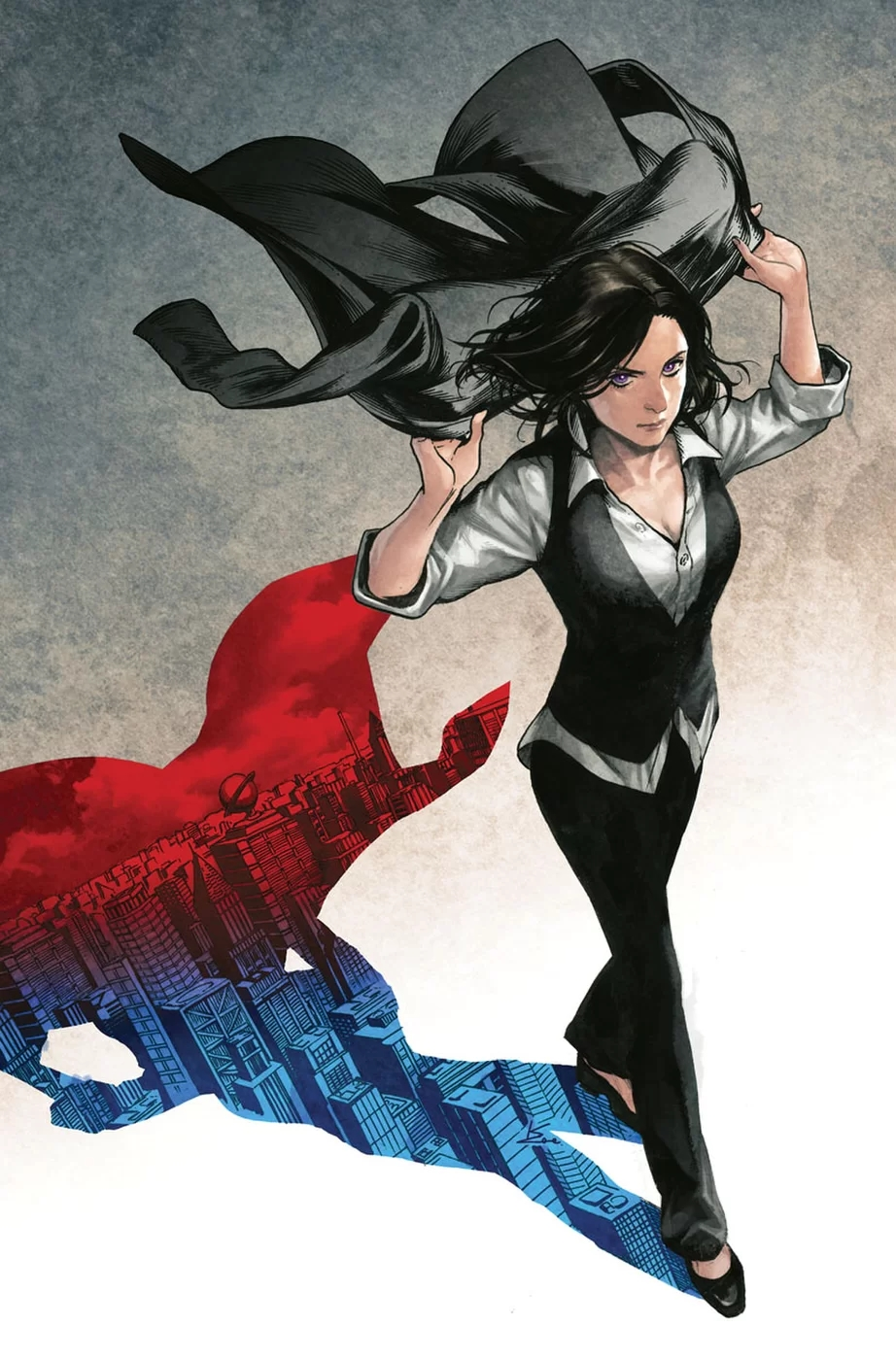 Does Lois Lane #8 Solicitation Support the 'Cuck Kent' Theory?