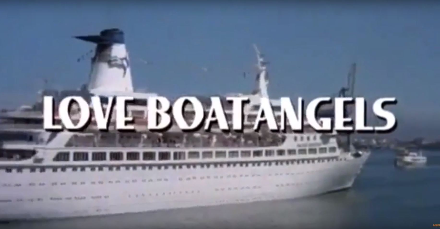 """""""Charlie's Angels"""" Go """"Love Boat:"""" the Greatest Turkey to Ever Set Sail"""