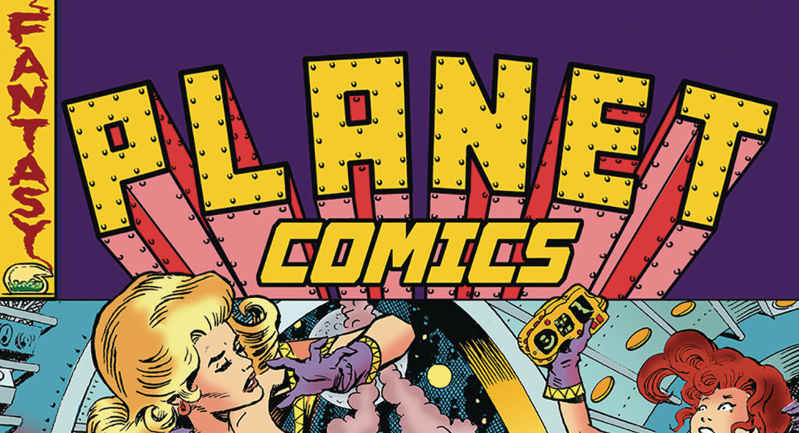 Planet Comics Returns for its 80th Anniversary in Antarctic Press January 2020 Solicits