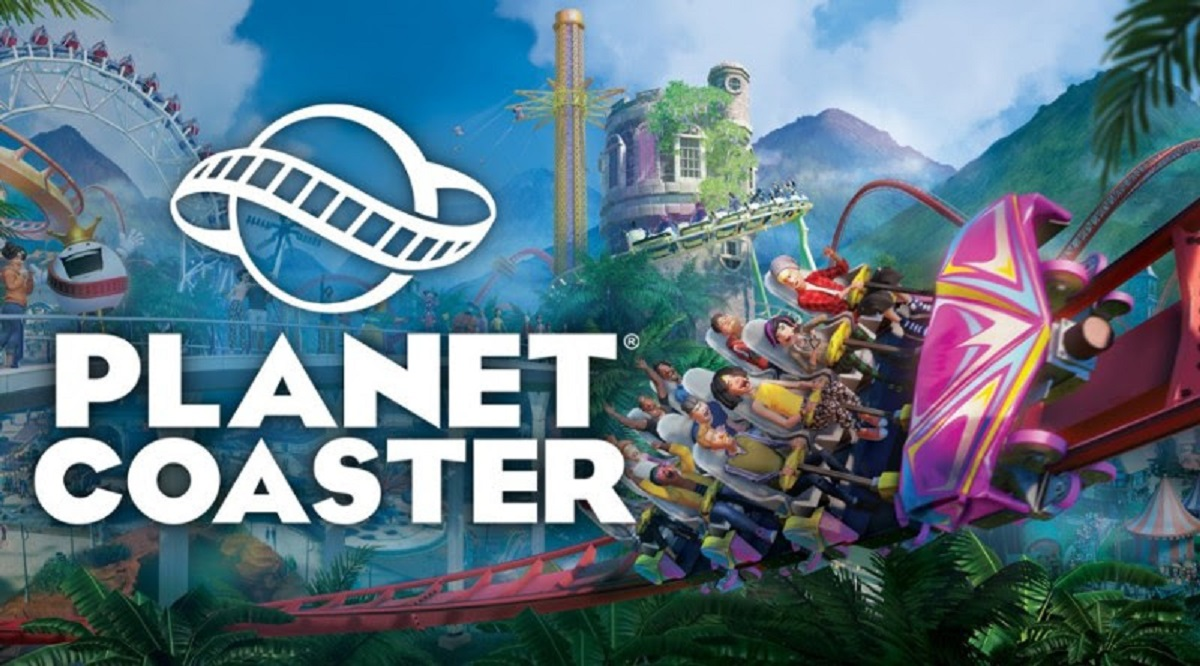 """Planet Coaster: Console Edition"" Announced For PS4 & Xbox One"