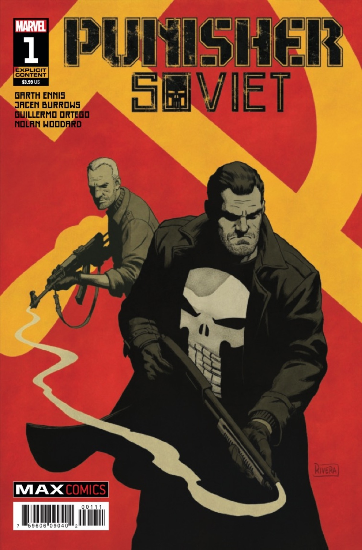 Punisher: Soviet #1 [Preview]