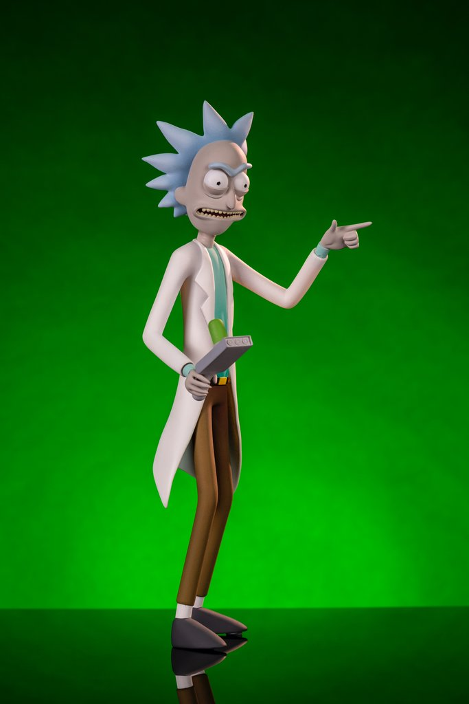 """Rick and Morty"" Two-Pack Figure Set Get Mondo Exclusives"