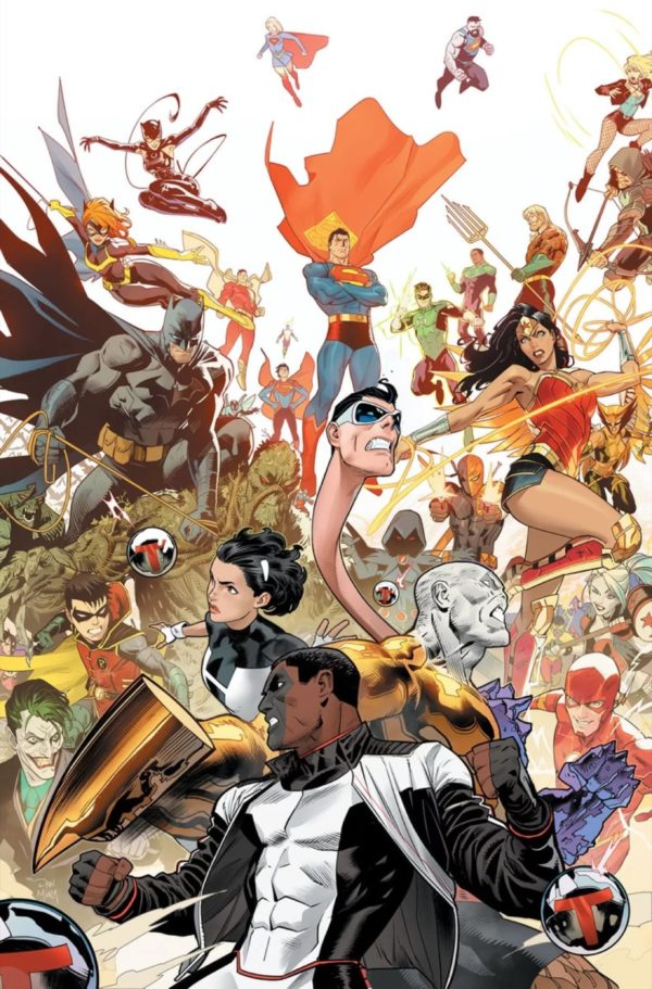 The Terrifics #25 Will Let Readers Choose Their Own Ending… But Not With a 1-900 Hotline