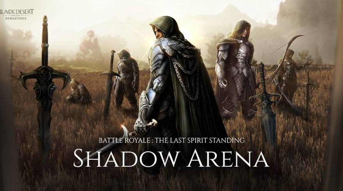 """We Tried Out """"Shadow Arena"""" From Pearl Abyss At G-Star 2019"""