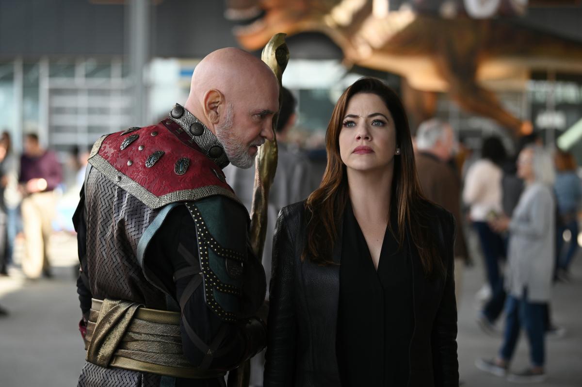 """Supergirl"": Team Kara Faces ""The Wrath of Rama Khan"", Moral Uncertainty [SPOILER REVIEW]"