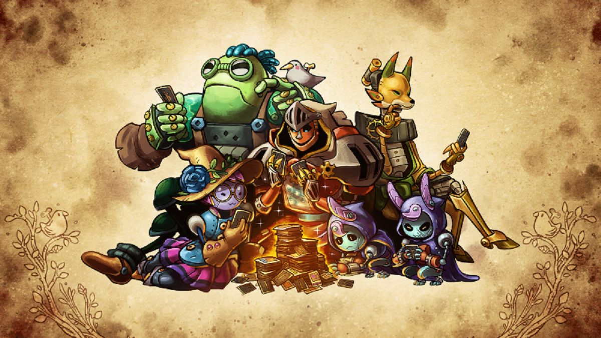 """SteamWorld Quest"" To Receive A Physical Release On Switch"