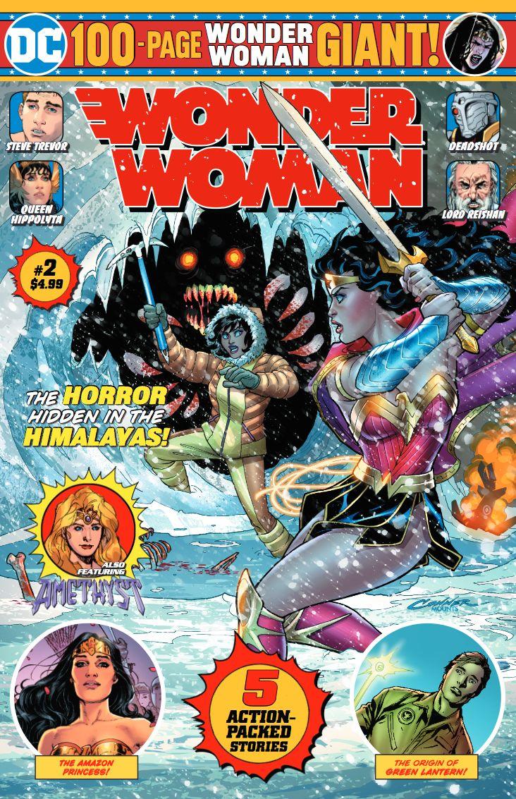 DC Comics Details for Wonder Woman Giant #2