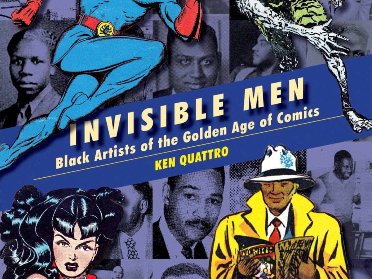 Spotlight on Invisible Men: Black Artists of the Golden Age of Comics