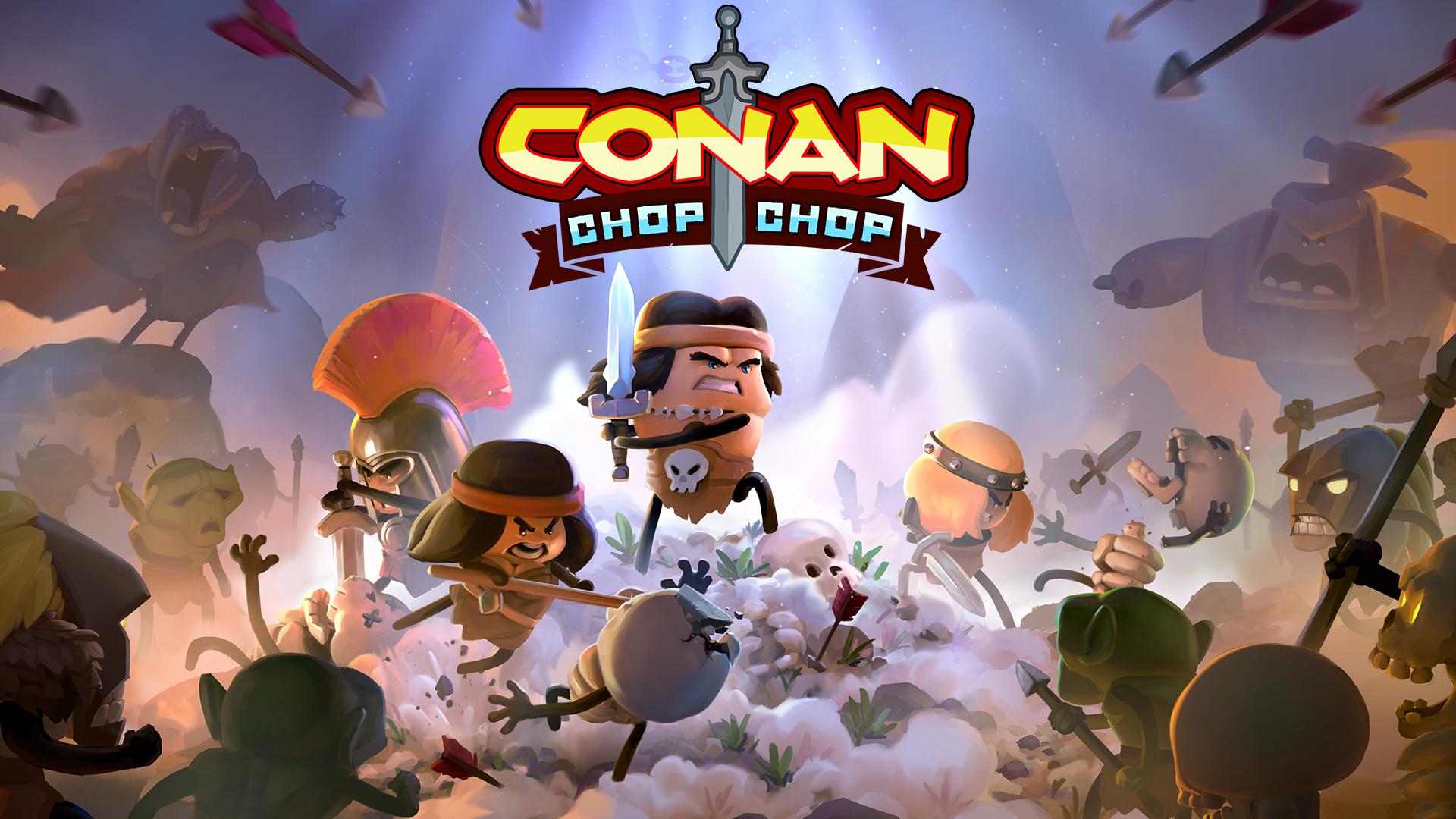 Conan Chop Chop's Release Has Been Delayed… Again