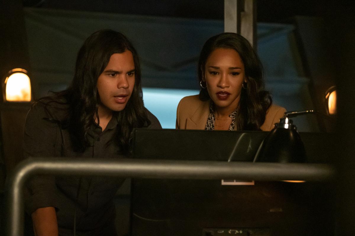 """The Flash"" Season 6 ""The Last Temptation of Barry Allen, Pt. 2"": Can Barry Break Bloodwork's Bonds? [PREVIEW]"