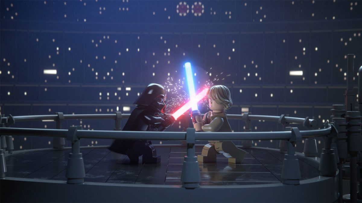 Lego Star Wars The Skywalker Saga Gets A New Sizzle Trailer