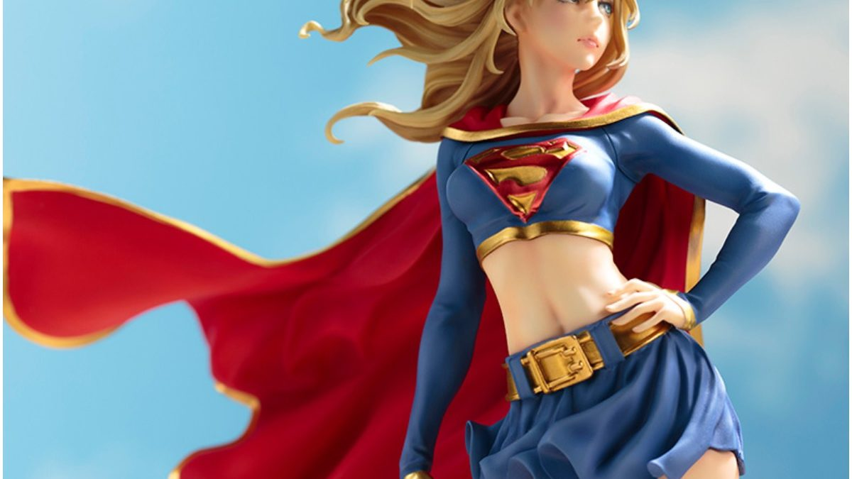 Re-Run PRE-ORDER Kotobukiya Bishoujo 1//7 Scale DC Comics Supergirl Returns