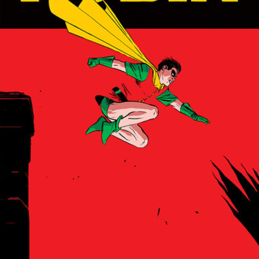 Now Robin Gets a $10 'Anniversary' Tribute 100-Page Comic in March