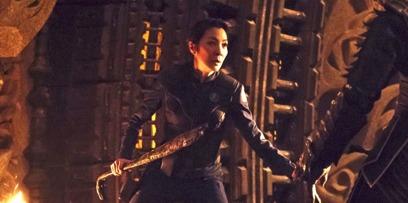 """""""Star Trek: Discovery"""": Alex Kurtzman, Julie McNamara Update Michelle Yeoh Spinoff """"Section 31"""""""