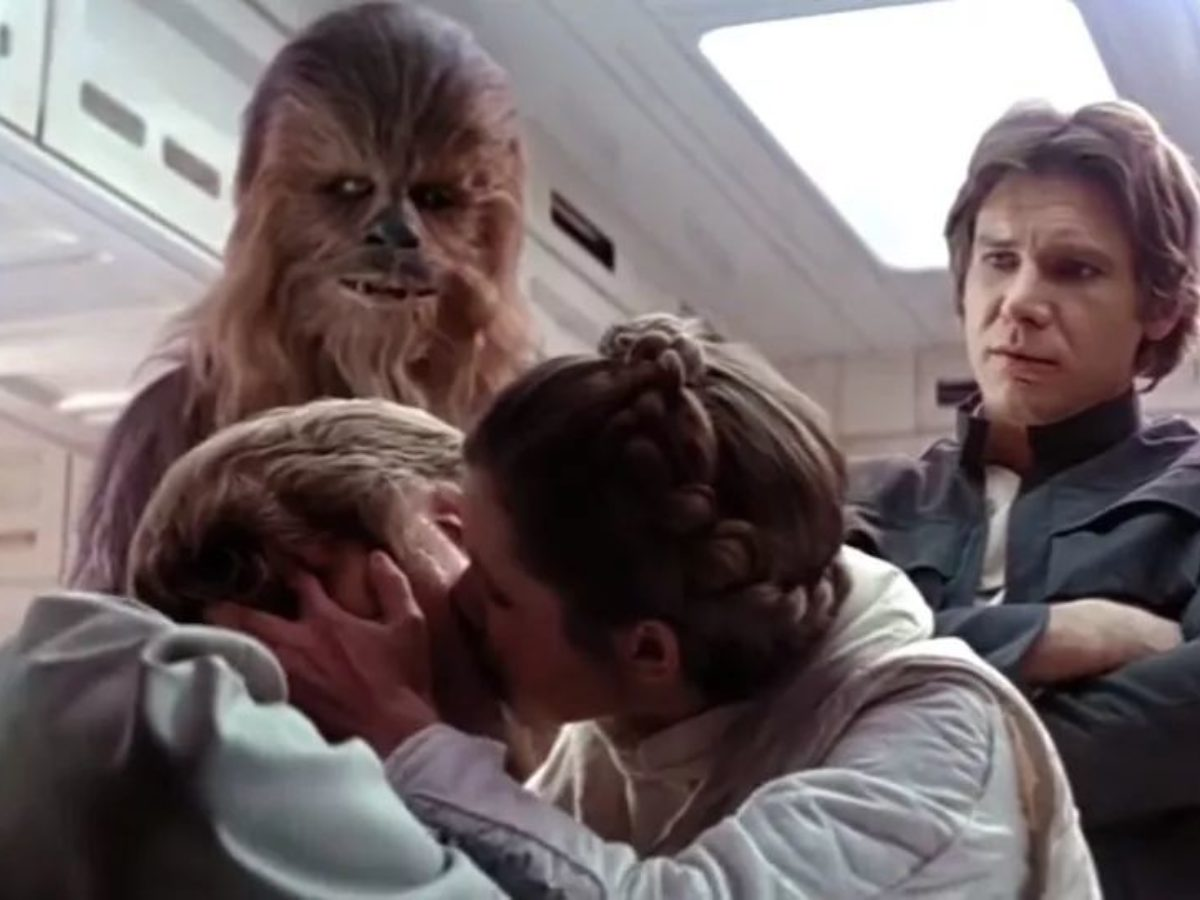 More Incest Kissing In Star Wars The Rise Of Skywalker Spoilers