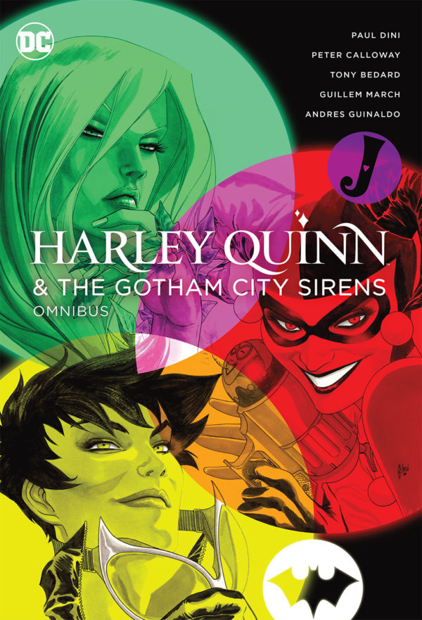 DC Comics Cancels New Edition of Harley Quinn And The Gotham City Sirens Omnibus