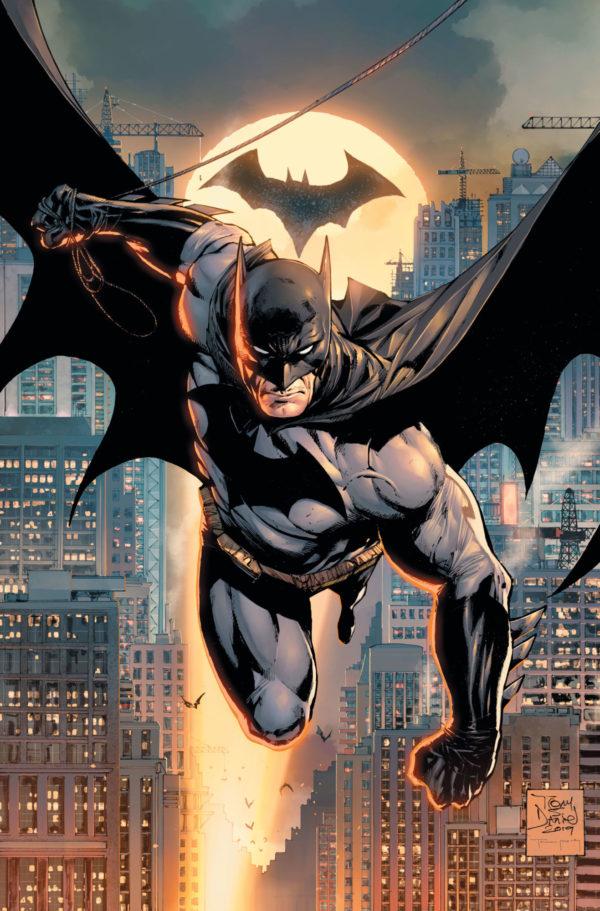 LONG READ: James Tynion IV's Batman #86 to Solve Gotham's Crime Through Architecture (Spoilers)