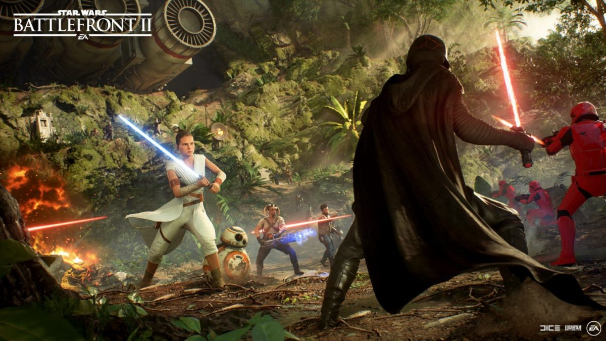 Check Out The Rise Of Skywalker Content In Star Wars Battlefront 2