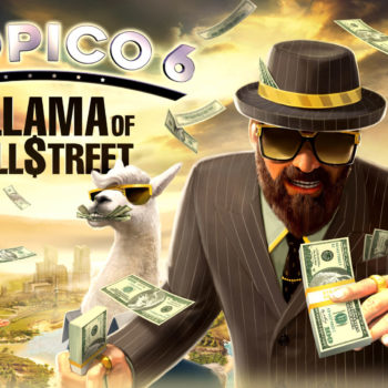 """Tropico 6"" Reveals New ""The Llama Of Wall Street"" DLC"