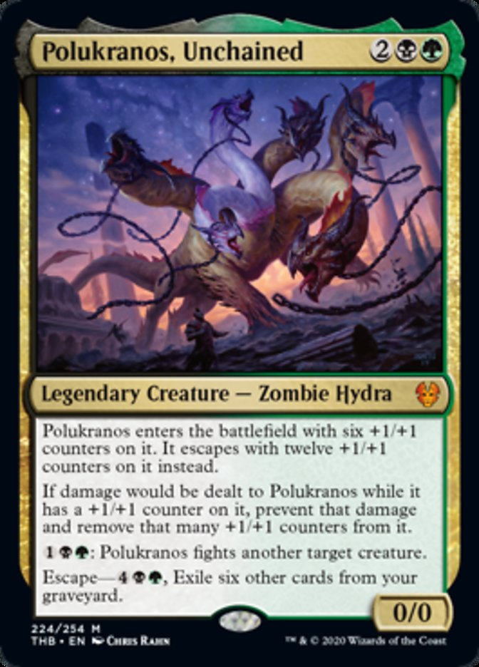 "Still More ""Theros: Beyond Death"" Spoilers! - ""Magic: The Gathering"""