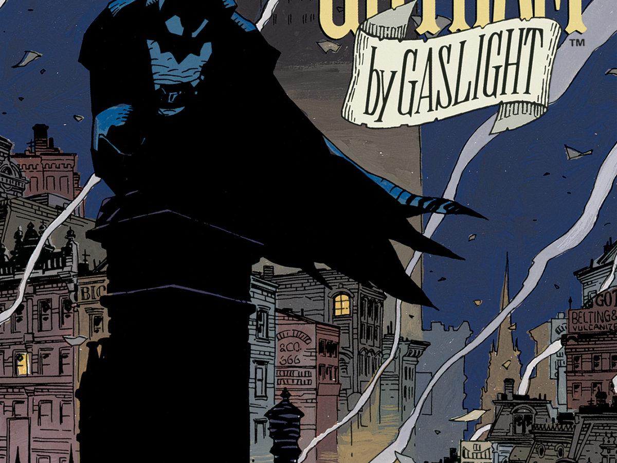 Dc Comics Cancels Absolute Gotham By Gaslight