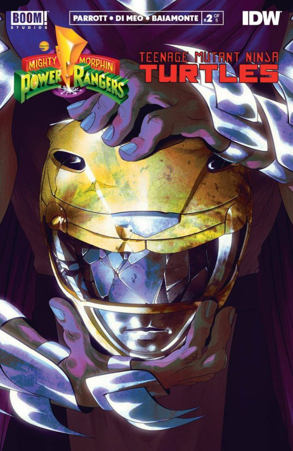 Second Printings for Ravencroft, Ms Marvel, Kylo Ren, Epic Collections… and Power Rangers/TMNT