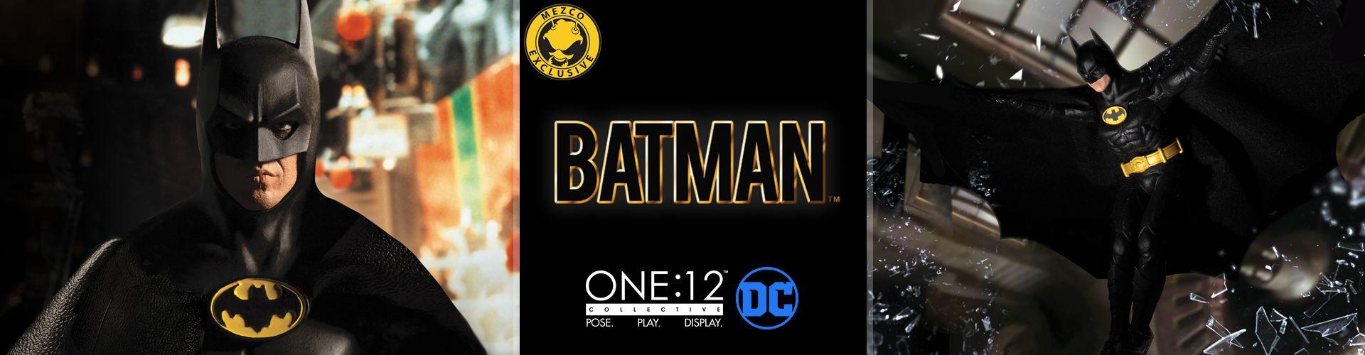 Mezco Toyz Finally Announces Batman 1989 As Their Next Exclusive