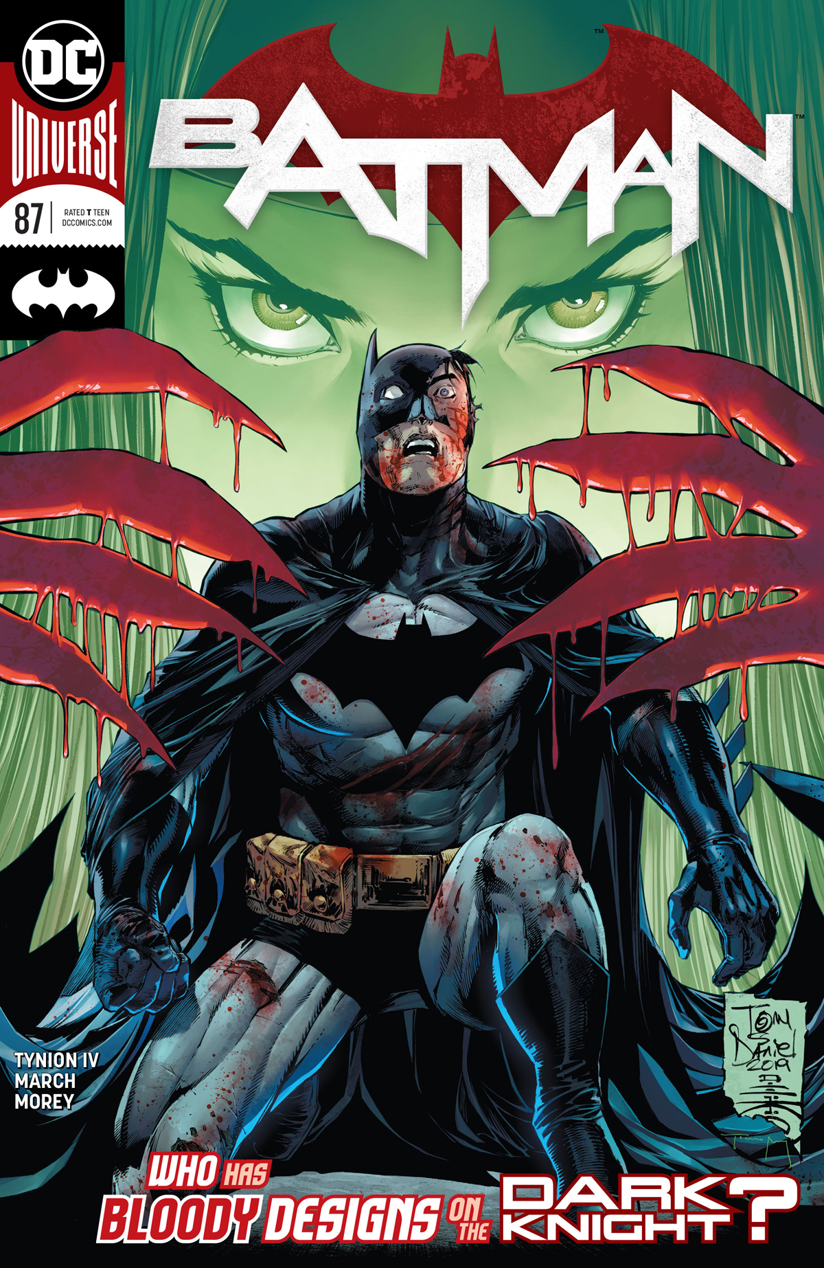 """REVIEW: Batman #87 — """"A Thrill Ride With Breathtaking Moments"""""""