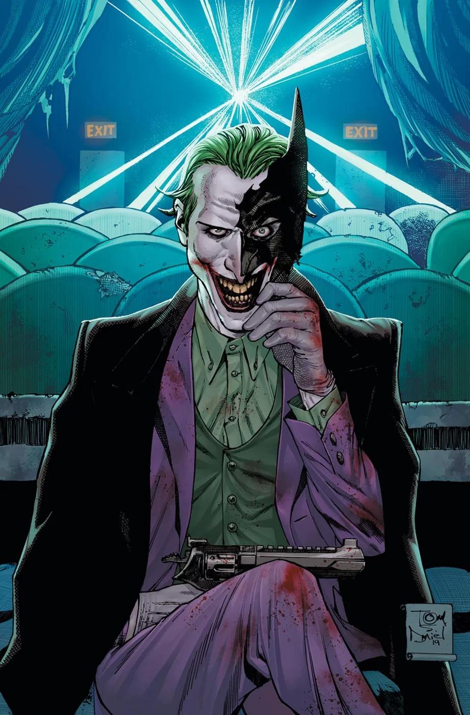 DC Comics Batman Joker War