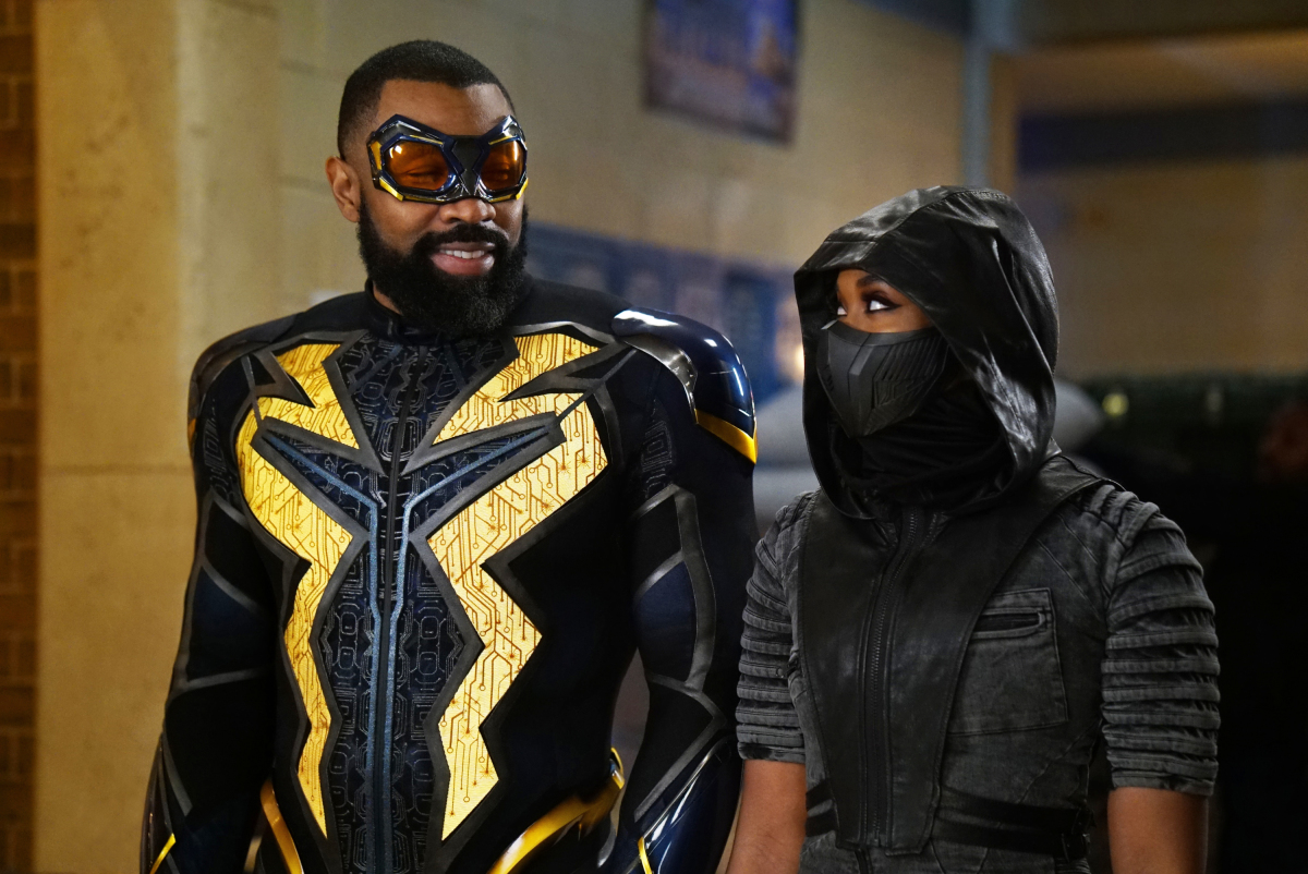 """""""Black Lightning"""" Season 3, Episode 10 """"The Book of Markovia: Chapter One: Blessings and Curses Reborn"""": New Universe, Old Wounds [PREVIEW]"""